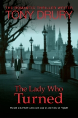 The Lady Who Turned Front Cover (2)