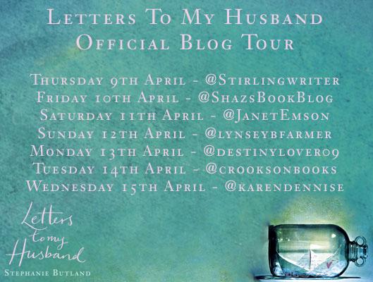 ButlandBlogTour