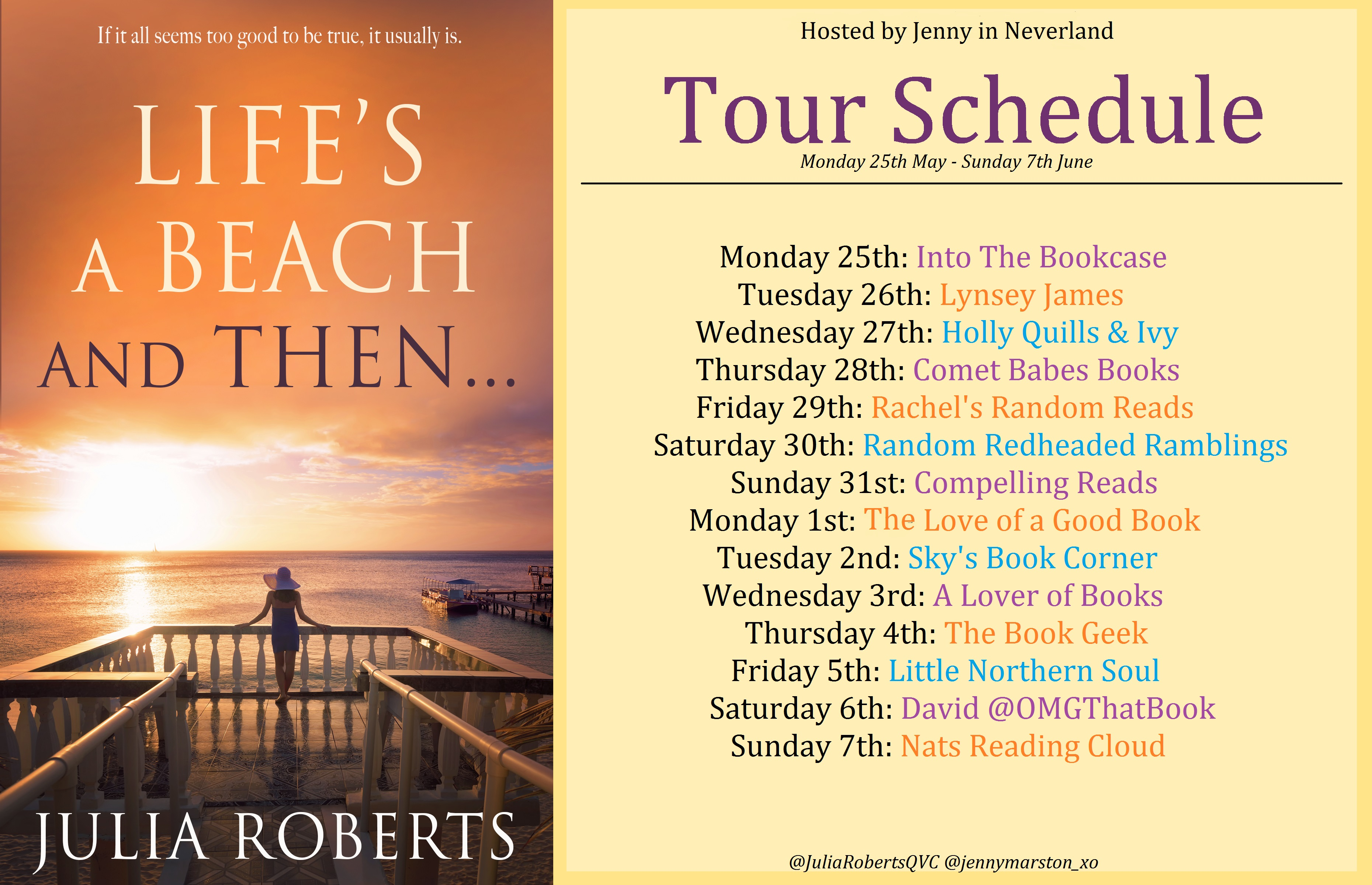 'life's A Beach And Then…' Is The First Book In The Liberty Sands Trilogy  It Was Published Yesterday As An Ebook