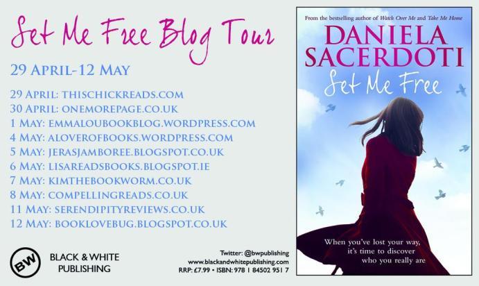 Set Me Free Blog Banner