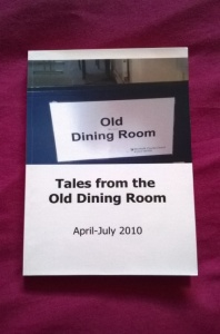 Tales from the Old Dining Room
