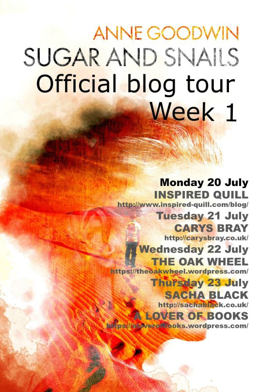 Blog Tour - Sugar and Snails