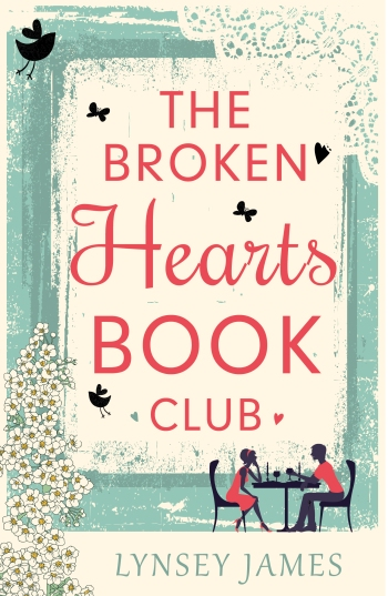 The Broken Hearts Book Club - Cover