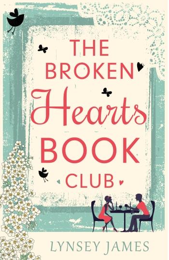 The Broken Hearts Book Club - Cover