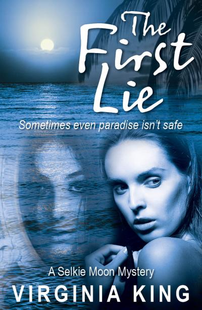 The First Lie - Book Cover
