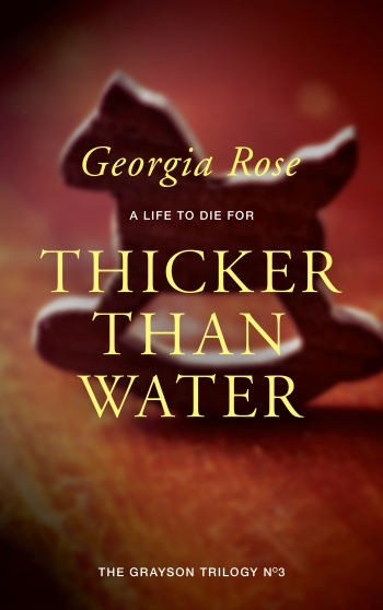 Thicker Than Water - Cover