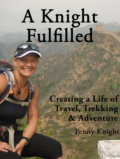 Book Cover - Penny Knight
