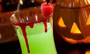 Halloween Drinks 1