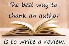 Author Reviews