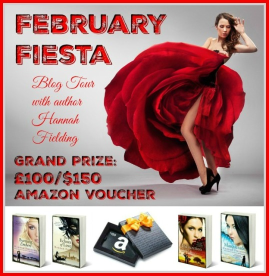 February Fiesta artwork