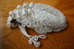 Photo A (wig)